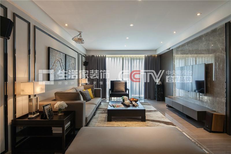 客厅装修效果图 客厅装修技巧 客厅装修样板间
