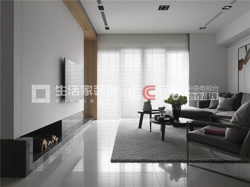 后现代客厅装修效果图 后现代客厅装修技巧