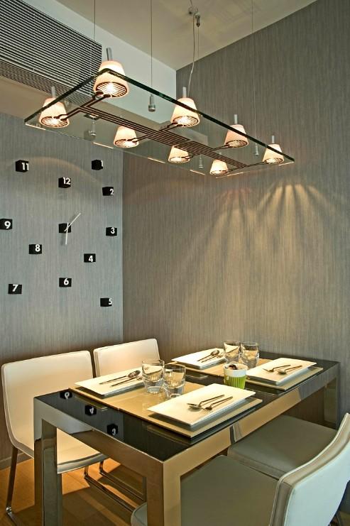 现代简约餐厅