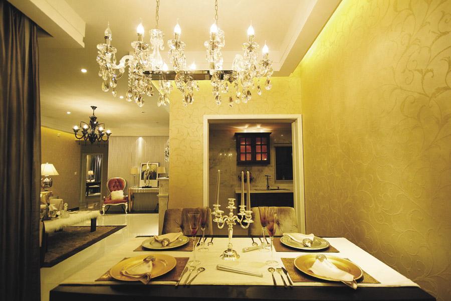 欧式餐厅灯