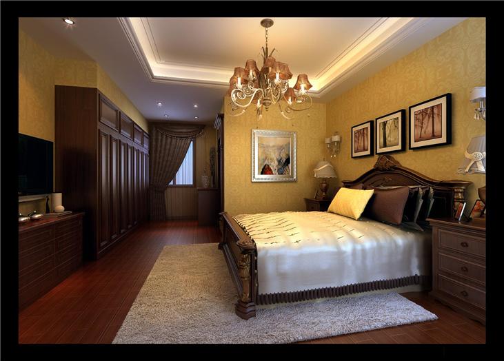 百步亭世博园卧室,武汉生活家