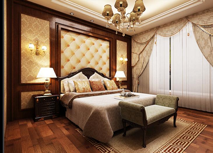 欣和家园 卧室 合肥装修效果图