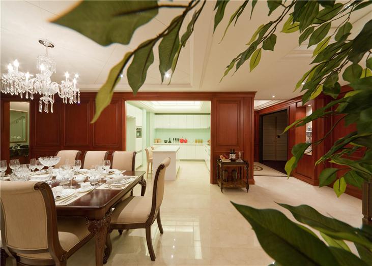 新古典餐厅 (1)_武汉生活家