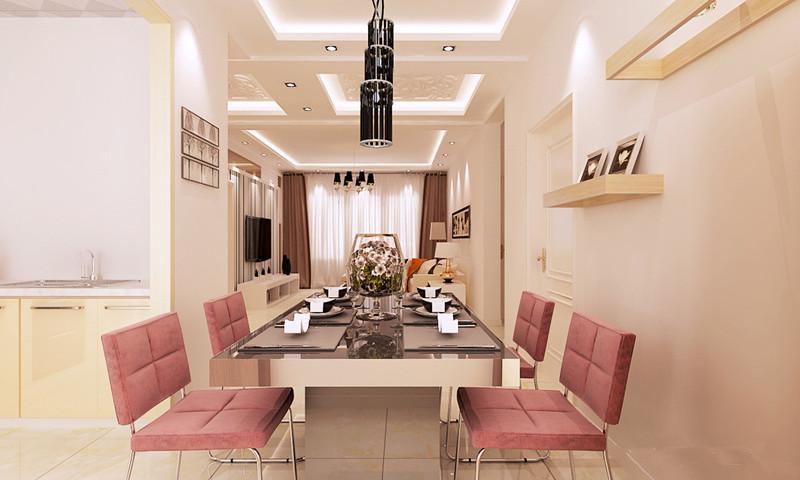 世纪锦都 餐厅-合肥装修效果图