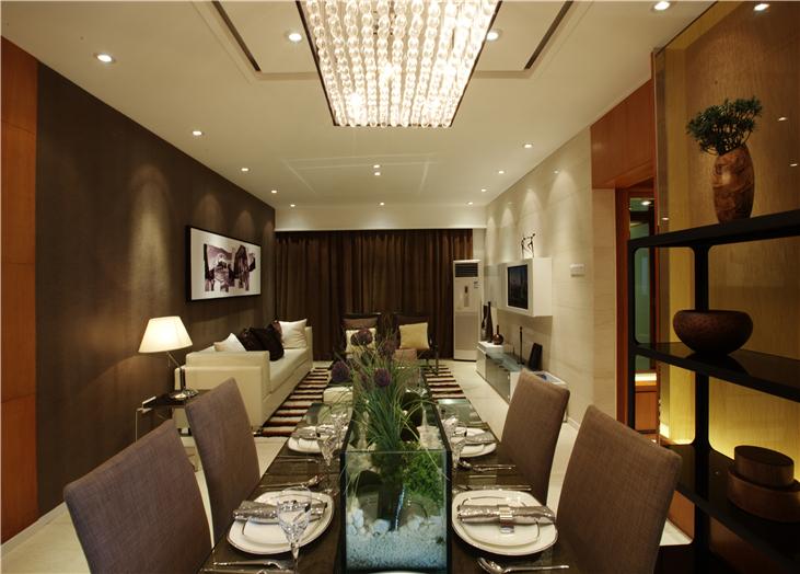 餐厅,武汉生活家装饰