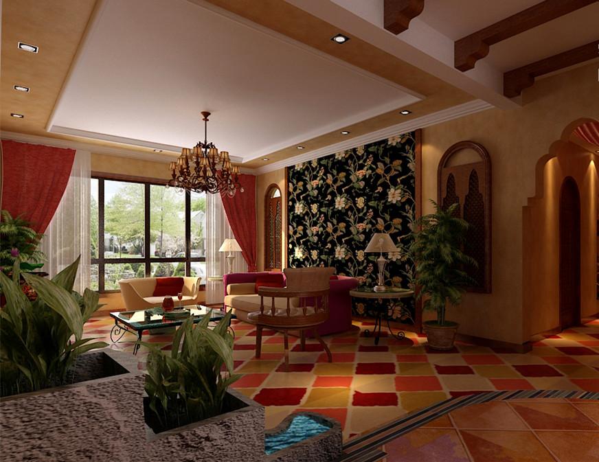 其他客厅装修效果图