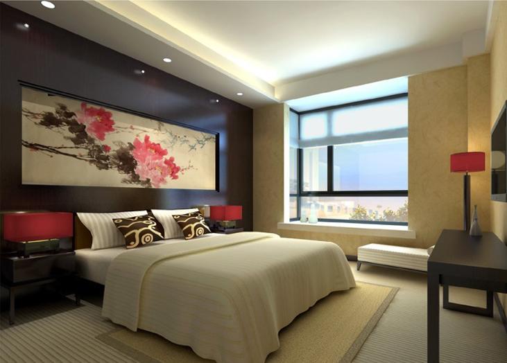 朗润园卧室装修效果图