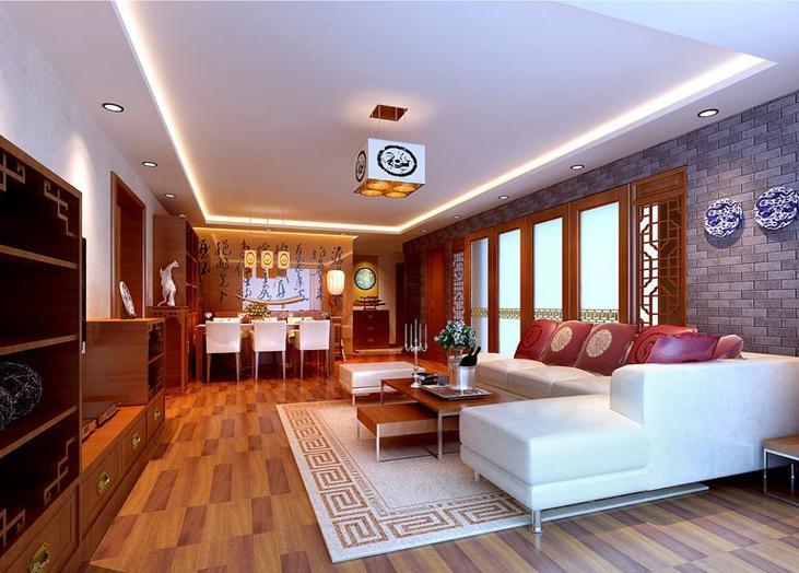 北城世纪城公寓卧室效果图