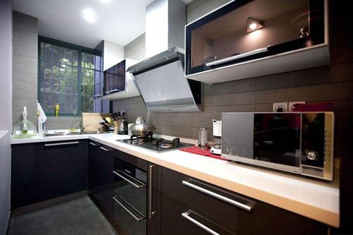 2,正方形厨房