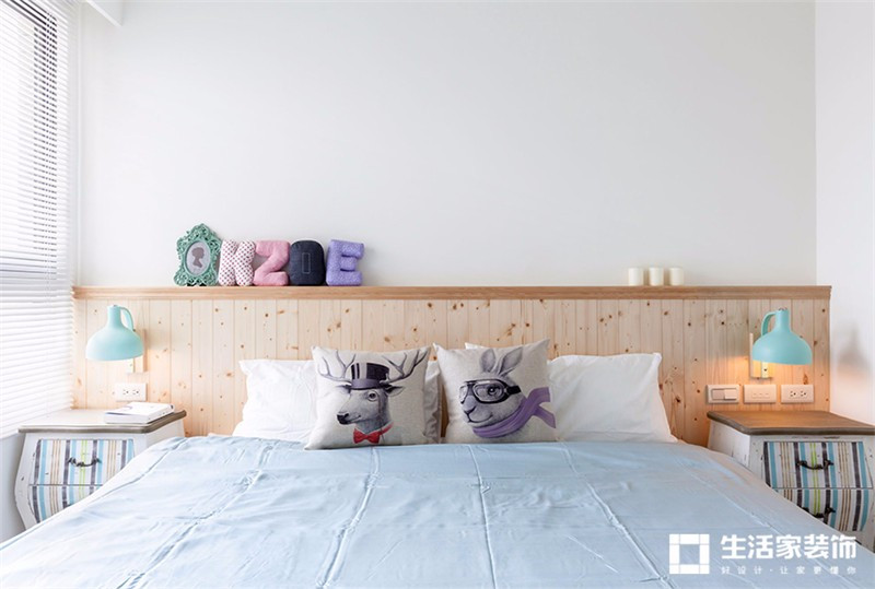 兒童房裝修 兒童房臥室裝修