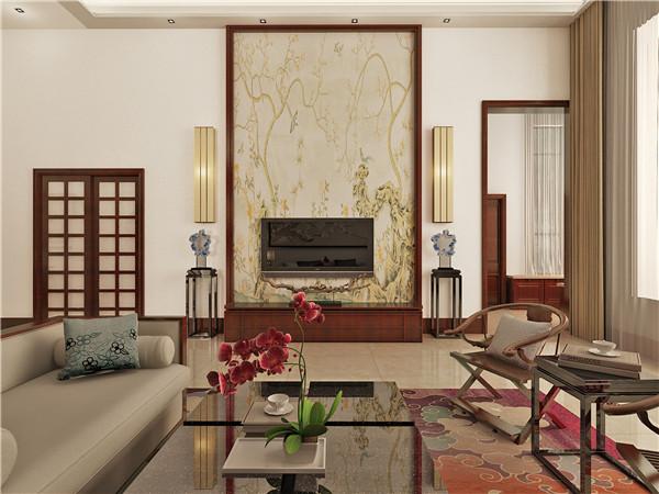 现代中式家装