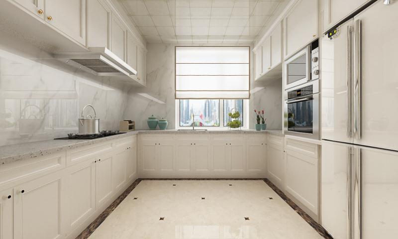 三个小妙招让你的厨房原理闷、热、差