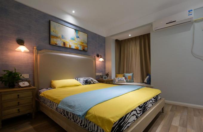 卧室装潢材料