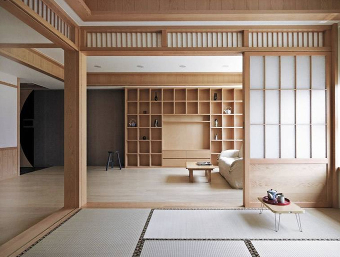 日式装修风格