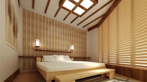 日式装修风格卧室技巧