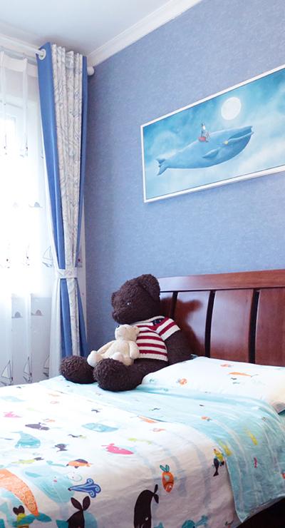 小美风格·126平米·4室2厅1厨2卫